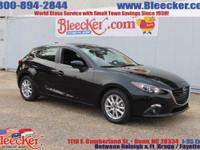 Boasts 40 Highway MPG and 30 City MPG! This Mazda