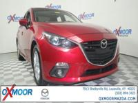 2015 Mazda Mazda3 i CARFAX One-Owner. Odometer is 8202