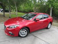 This 2015 Mazda Mazda3 4dr 4dr Sedan Automatic i Grand