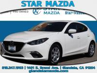 Memorial Holiday Special!! Star Mazda pre-owned