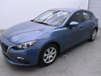 FUEL EFFICIENT 40 MPG Hwy/30 MPG City! Blue Reflex Mica