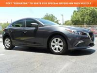 CARFAX One-Owner. Clean CARFAX.2015 Mazda Mazda3 i