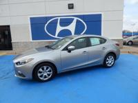 We are excited to offer this 2015 Mazda Mazda3. CARFAX
