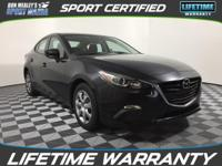 2015 Mazda Mazda3 - SAVE THOUSANDS with SPORT