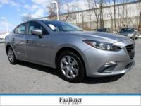 EPA 41 MPG Hwy/30 MPG City! Mazda Certified, CARFAX