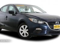 **MAZDA CERTIFIED!!**, 1 - OWNER LEASE RETURN!!!,