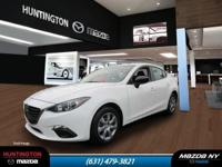 This Certified 2015 Mazda MAZDA3 is a dream to drive.
