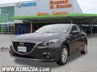 Russell and Smith Mazda is honored to present a
