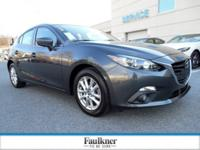 Extra Clean, Mazda Certified, CARFAX 1-Owner, LOW MILES