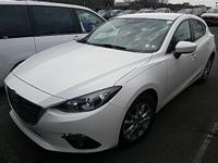 This 2015 Mazda3 i Touring Hatchback has recently been