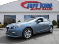 This 2015 Mazda Mazda3 i Touring is proudly offered by