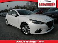 Options:  Fwd|4-Cyl Skyactiv-G 2.0L|Abs (4-Wheel)|Air