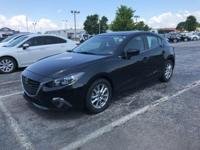 CARFAX One-Owner. Certified. Jet Black Mica 2015 Mazda