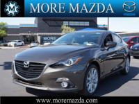 -Great Gas Mileage- Sunroof/Moonroof This 2015 Mazda