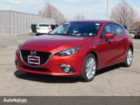 Sun/Moonroof,Leather Seats,Navigation System,SOUL RED