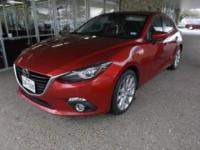 This 2015 Mazda Mazda3 s Grand Touring is proudly