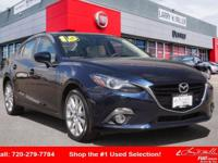 Our Accident-Free 2015 Mazda3 s Grand Touring is