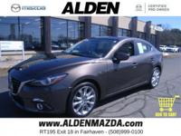 ALDEN MAZDA IS PROUND TO OFFER AND EXTENSIVE SELECTION
