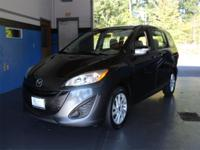 Charcoal 2015 Mazda Mazda5 Sport FWD 5-Speed Automatic