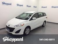 Mazda5 Sport trim. REDUCED FROM $14,999!, FUEL