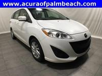 2015 Mazda Mazda5 Sport CARFAX One-Owner.Priced below