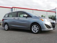 Delivers 28 Highway MPG and 21 City MPG! This Mazda