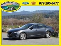 Harper Motors is excited to offer this 2015 Mazda
