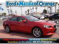 *Low Miles* *This 2015 Mazda MAZDA6 i Grand Touring*