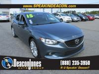 CARFAX 1-Owner. FUEL EFFICIENT 38 MPG Hwy/26 MPG City!,