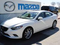 Certified Used 2015 Mazda 6 GRAND TOURING!!! Snowflake