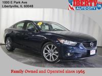 CARFAX One-Owner. Clean CARFAX. Deep Crystal Blue 2015