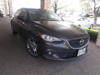 Check out this gently-used 2015 Mazda Mazda6 we