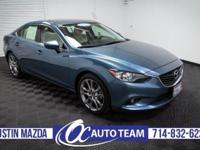 Meet our Certified Pre-Owned 2015 Mazda6 Grand Touring