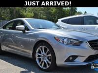 This Mazda6 features: Clean CARFAX. Awards:  * 2015
