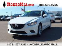This 2015 Mazda MAZDA6 i Sport will sell fast New