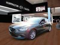 Get lots for your money with this Certified 2015 Mazda