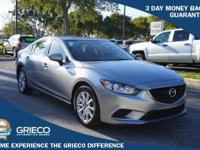 2015 Mazda Mazda6, *Carfax Accident Free*, *One Owner*,