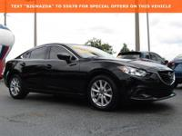 New Price! CARFAX One-Owner. Clean CARFAX.2015 Mazda
