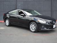 This 2015 Mazda Mazda6 4dr 4dr Sedan Automatic i Sport