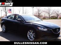 Looking for a clean, well-cared for 2015 Mazda Mazda6?
