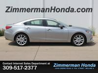 Come test drive this Front Wheel Drive *2015 Mazda