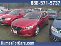 Checkout this Humes 2015 Soul Red Metallic Mazda Mazda6