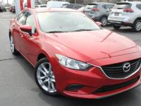 This 2015 Mazda Mazda6 i Touring is proudly offered by