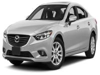 Options:  2015 Mazda Mazda6 I Touring|Miles: