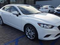 This outstanding example of a 2015 Mazda Mazda6 i