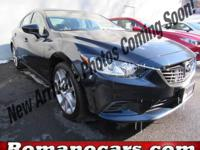 One owner skyactiv tech leatherette moonroof bose