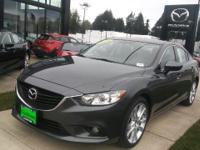 ONE OWNER PERFECT CARFAX !!! MAZDA CERTIFICATION
