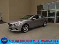 This 2015 Mazda Mazda6 i Touring is offered to you for