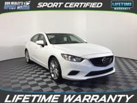 2015 Mazda Mazda6 - SAVE THOUSANDS with SPORT