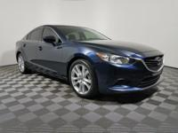 2015 Mazda Mazda6 COVERED BY OUR NATIONWIDE & UNLIMITED